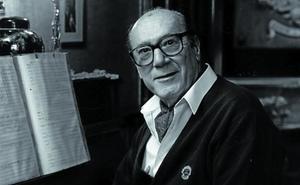 Ceremonia de clausura del concurso de acordeón Francisco Escudero