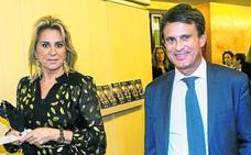 Boda gitana de Manuel Valls y Susana Gallardo