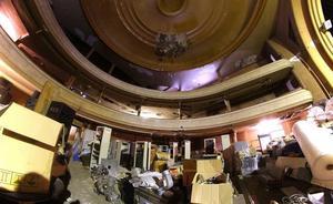 La Sade acepta la solicitud de prórroga del Ayuntamiento para contestar a su petición de licencia para el derribo interior parcial del Bellas Artes
