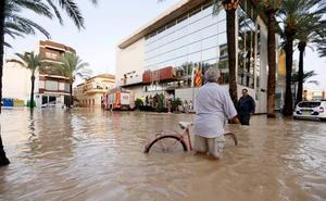 Las lluvias mantendrán bajo aviso a 18 provincias este domingo