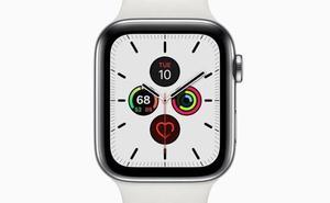 Apple Watch Series 5 anunciado junto a los nuevos iPhone