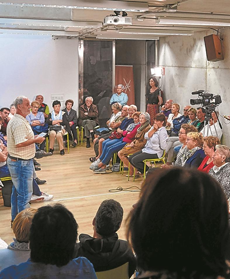 'Musika eta zahartze aktiboa' ikerketarako bolondresen bila