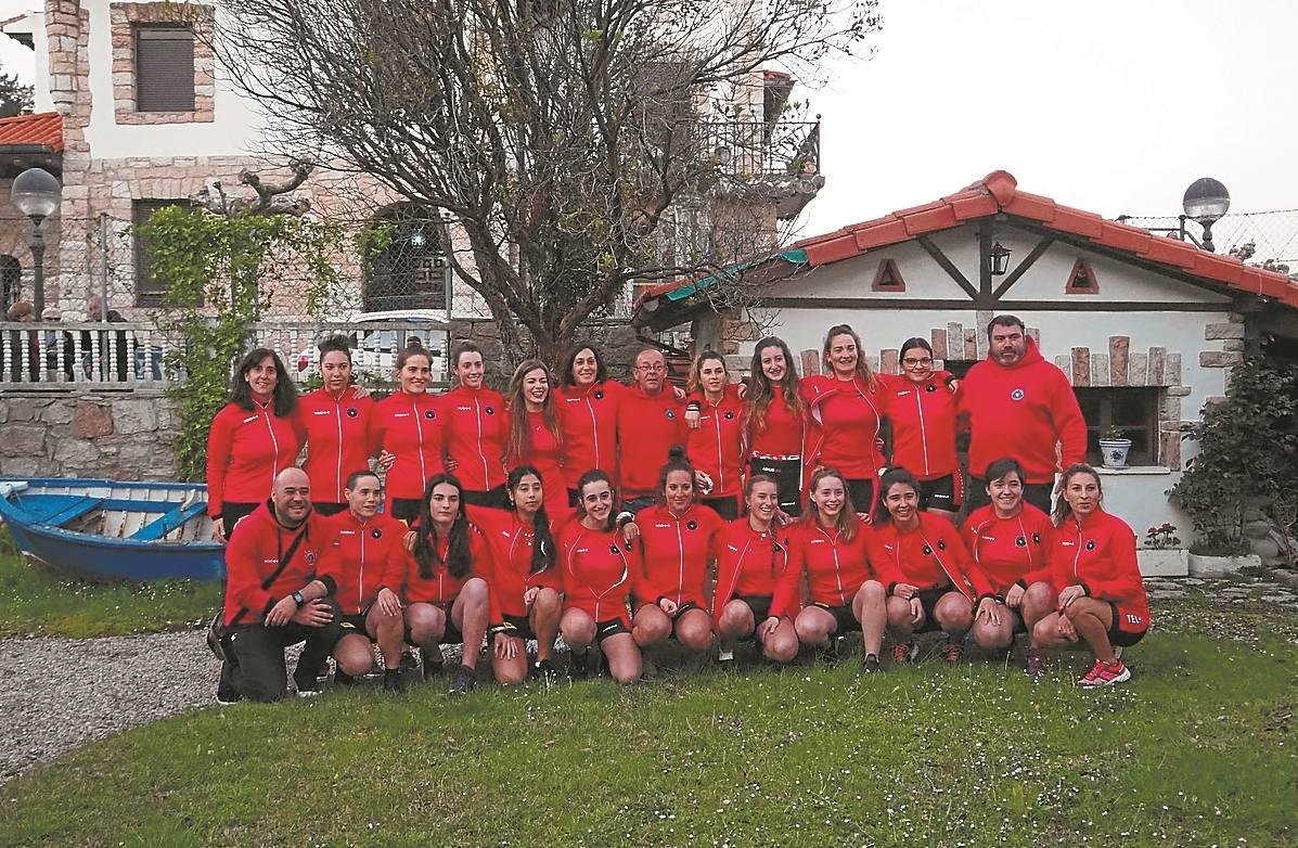 La Telmo Deun disputará los playoffs de ascenso a la Liga Euskotren