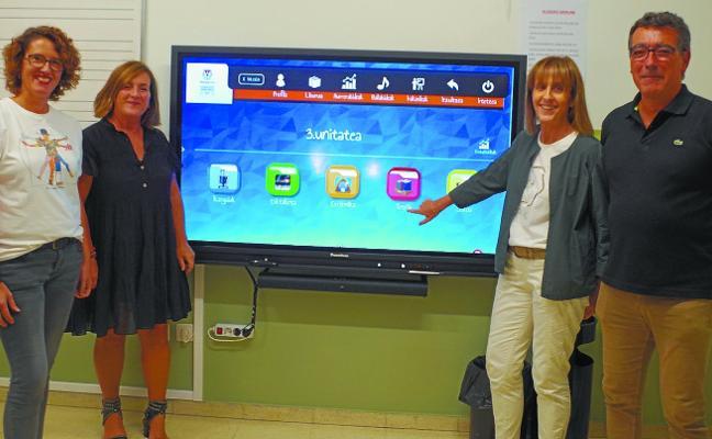 Musika Eskola, con las nuevas tecnologías