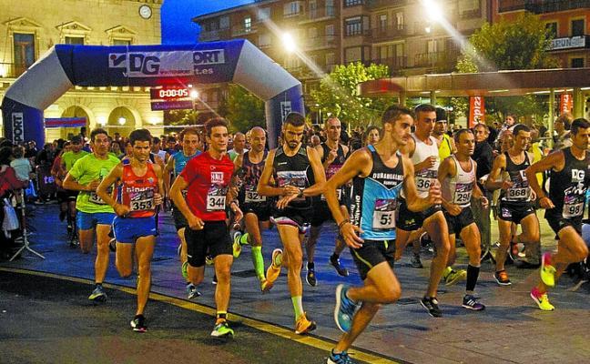 El próximo sábado se celebrará la séptima Carrera Nocturna de Irun