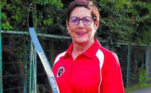 «El tiro con arco es una práctica deportiva que nos viene muy bien a las mujeres»