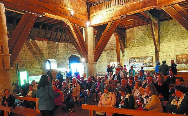 La ermita de Antigua ha recibido la visita de 5.929 turistas este verano