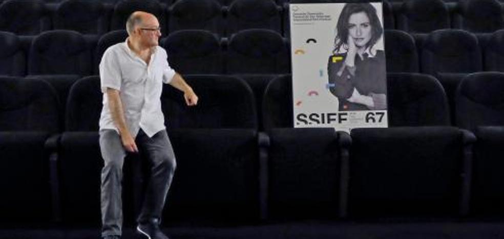 José Luis Rebordinos: «Buscamos nuestro sitio poniendo el acento en los nuevos talentos y en la industria del cine y la tecnología»