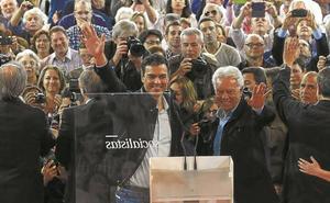 El 'sueño felipista' de Sánchez en el camino a las urnas