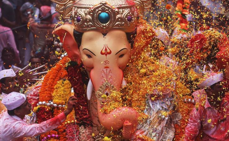 Devoción por Ganesha
