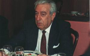 Fallece a los 89 años José Miguel De la Rica, una de las figuras clave del empresariado vasco