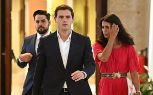 Casado evita respaldar la propuesta del líder de Ciudadanos al socialista