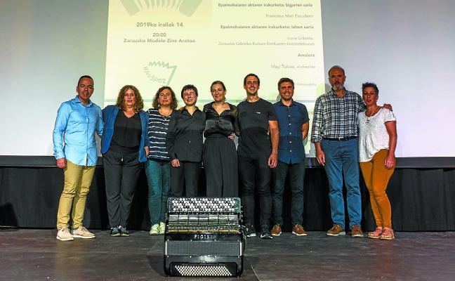 Grecia se lleva los dos premios del concurso Francisco Escudero