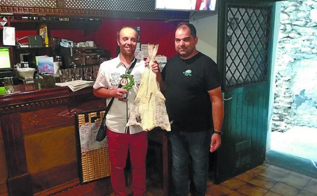 Juan Carlos Valor azkoitiarrak irabazi du Txokoa Erretegia I. Xake Saria