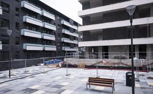 La actividad del sector de la construcción creció un 4,1% en Euskadi en el segundo trimestre
