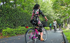 La iniciativa #Retocleta fomenta el uso de la bici en Donostia