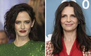 Las actrices francesas Eva Green y Juliette Binoche se suman a la lista de estrellas del Zinemaldia