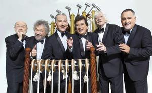 Les Luthiers actuarán el 7 y 8 de marzo en el Kursaal