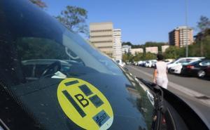 100.000 coches de Gipuzkoa están afectados por las restricciones de las grandes ciudades