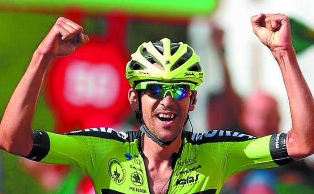 La Andoaingo homenajeará el sábado al ciclista Mikel Iturria