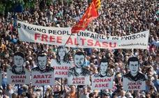 El Supremo revisa hoy las condenas a los jóvenes de Alsasua
