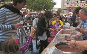 Los vecinos quieren «revitalizar» las antaño afamadas fiestas de Arana