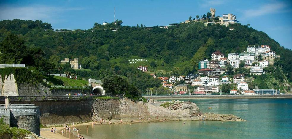 EH Bildu pide la declaración de emergencia climática en San Sebastián