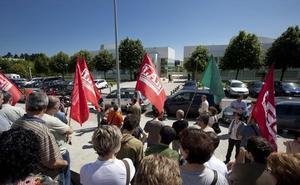 ELA, LAB y UGT anuncian cuatro nuevas jornadas de huelga en el sector de Artes Gráficas de Gipuzkoa