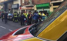 Detenida por tentativa de homicidio la madre que se ha lanzado al vacío con su hija de dos años en Madrid