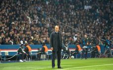 Zidane: «No hemos estado a la altura»