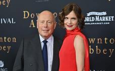 Las estrellas de Downton Abbey lucen en la premiere