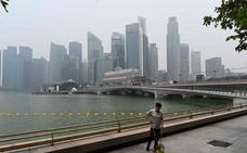El GP de Singapur de Fórmula 1, pendiente del humo de los incendios en Indonesia