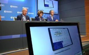 Nueva web de Osakidetza para acabar con la información sanitaria «poco fiable» de internet