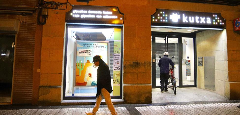 Kutxabank emite 500 millones en deuda utilizada hasta ahora solo por la gran banca