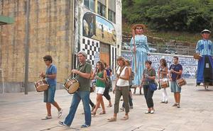 Las fiestas de San Pedro Txiki vivirán este viernes su chupinazo