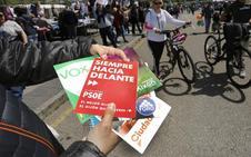 Miles de electores reclaman no recibir propaganda electoral