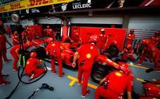 Singapur mide el arreón de Ferrari