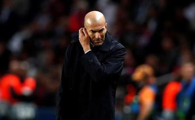 Zidane busca respuestas al déficit estructural