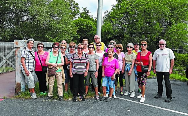 Los paseos saludables Tipi-tapa, en marcha