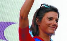 Ane Santesteban, quinta en la general del Tour de l'Ardèche