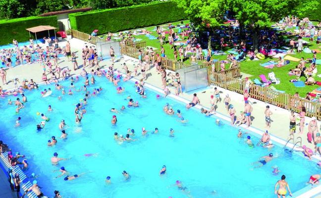 La temporada de piscina se cierra el domingo