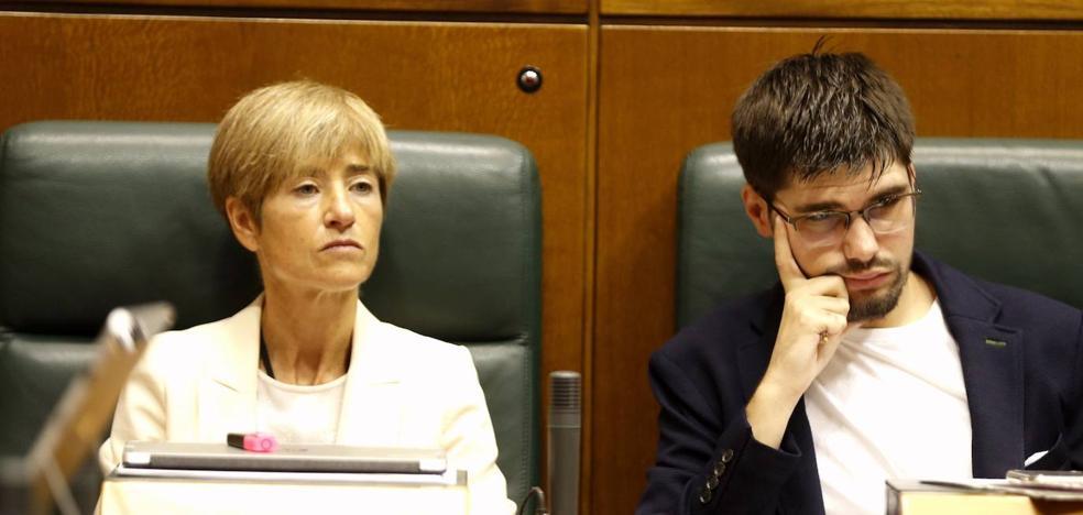 Podemos recrimina a Urkullu su «excesivo optimismo» ante una Euskadi «que vive peor que hace 10 años»