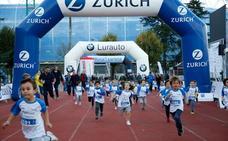 La Zurich Maratoi Txiki Festa donostiarra abre inscripciones