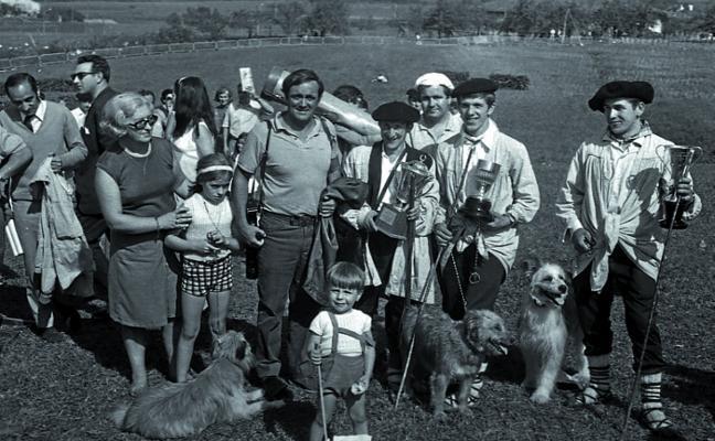 Un día de perros con 60 años de historia