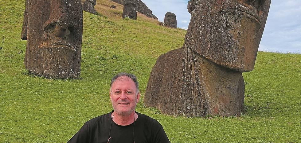 La marcha de los Urcelay, de Oñati a Rapa Nui
