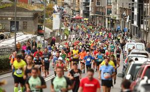 La Behobia San Sebastián roza su récord histórico con 33.442 inscritos
