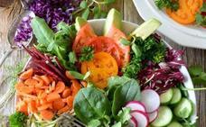 No por seguir una dieta vegana, adelgazarás más