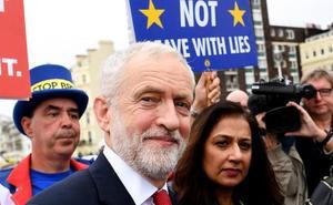 Los laboristas optarían por el 'brexit' o la permanencia tras ganar unas elecciones