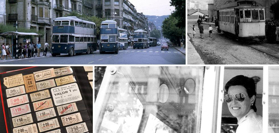 Recorrido por la historia a bordo del autobús