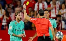 Ramos: «El Real Madrid siempre tiene hambre y rabia por ganar»